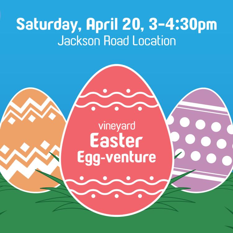 Easter Egg-venture